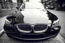 Free BMW Car On Streets Royalty Free Stock Photo - 89507535