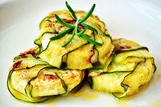 Free Zucchini Steaks Stock Photo - 89572490