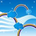 Free Rainbow Royalty Free Stock Image - 8964366