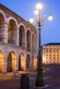 Free Roman Amphitheater Royalty Free Stock Image - 8966016