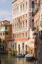 Free Venice Canal Royalty Free Stock Photo - 8966125