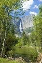 Free Yosemite Falls Stock Photo - 8966270