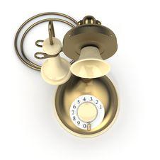 Free Old Phone Stock Image - 8960021
