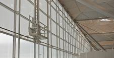 Free Airport Windows Stock Photos - 8962063