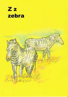 Free Alphabet For Children Stock Photo - 8962440