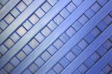 Blue Wood Background Royalty Free Stock Image
