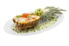 Free Restaurant Menu: Seafoods Dish Stock Photography - 8962742