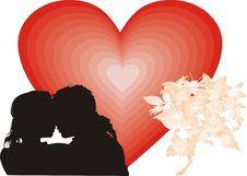 Free Amorous History Royalty Free Stock Image - 8963266