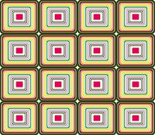 Free Seamless Retro Pattern - Vector Stock Image - 8963271