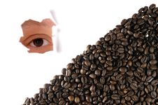 Free Desire For Coffee Royalty Free Stock Image - 8965156