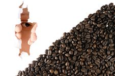 Free Desire For Coffee Royalty Free Stock Photography - 8965187