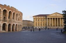 Free Roman Amphitheater Stock Images - 8965974