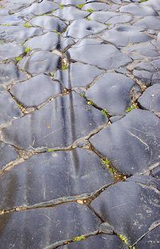 Free Roman Paving Stones Stock Photos - 8966023