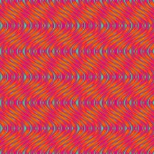 Free Red Wave Pattern Stock Photos - 8966033