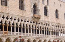 Doge S Palace Venice Stock Photos