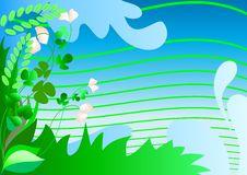 Free Spring Grass Royalty Free Stock Photos - 8966208