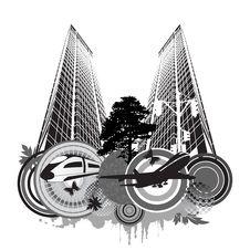 Free Urban Royalty Free Stock Image - 8966496