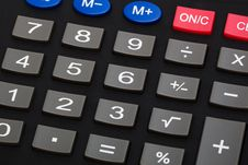 Free Modern Calculator Stock Photo - 8966900