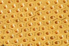 Free Background Of Screw-nuts Stock Image - 8967121