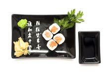 Free Sushi Plate Stock Photography - 8967372