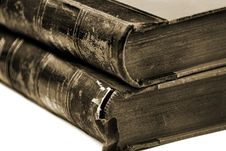 Free Old Books Royalty Free Stock Photos - 8968298
