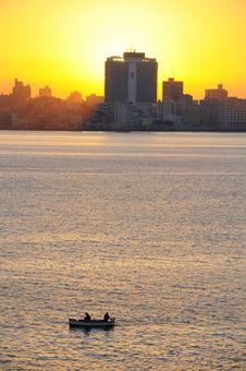 Free Havana Skyline Stock Image - 8968771