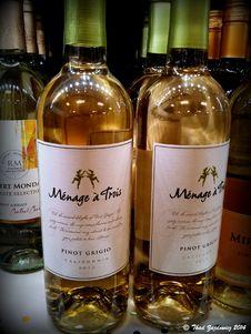 Free Menage A Trois Stock Photos - 89634013
