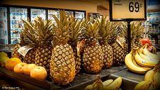 Free Pineapples Stock Photo - 89634110