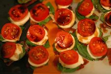 Free Progressive Dinner Appetizers 12Nov06 - 1 Stock Photos - 89634233
