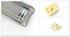 Free Grater & Cheese Stock Image - 89634521