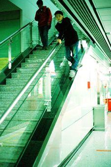 Free Metro Game Stock Image - 89634821