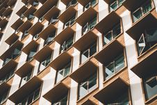 Free Exterior Of Modern Building Stock Images - 89692844