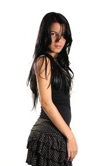 Free Hispanic Teen Girl Royalty Free Stock Photos - 8970518