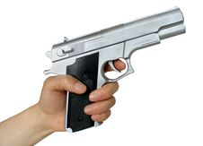 Free Toy Gun Stock Photo - 8970520