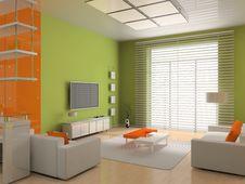 Free Living Room Stock Photos - 8970813