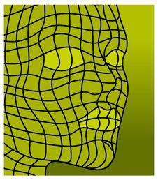 Free Face In Green Stock Photos - 8970983