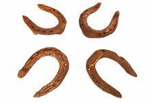 Free Horseshoes Stock Photography - 8971712