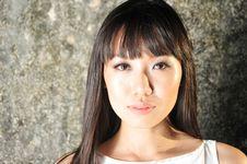 Free Modern Asian Woman Royalty Free Stock Photos - 8972398