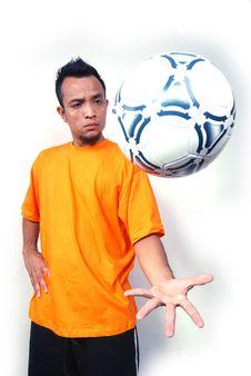 Free Football Player Stock Photos - 8973223