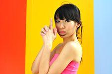 Free Beautiful Asian Woman Stock Photos - 8973443