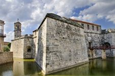 Free Castillo De La Real Fuerza - Havana Fort Stock Photo - 8973810