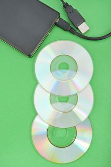 Free Mobile Hard Disk Stock Images - 8973884