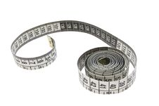 Free Measuring Tape Royalty Free Stock Image - 8974196