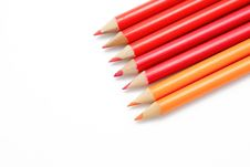 Free Crayons Royalty Free Stock Photos - 8974338