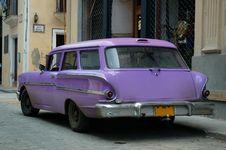 Free Vintage Tropical Car Stock Photos - 8974793