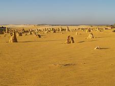 Free Pinnacles Desert Stock Images - 8975194