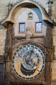 Free Astronomical Clock Stock Photo - 8976150