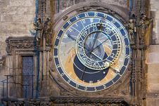Free Astronomical Clock Stock Photography - 8976222