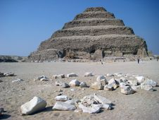 Free Step Pyramid Royalty Free Stock Photos - 8976408