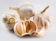 Free Garlic Royalty Free Stock Image - 8977796